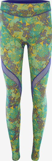 SHOCK ABSORBER Leggings 'Active' in blau / mint, Produktansicht