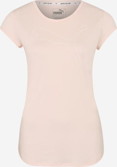 PUMA T-Shirt 'ELEVATED ESS Cat' in rosa, Produktansicht