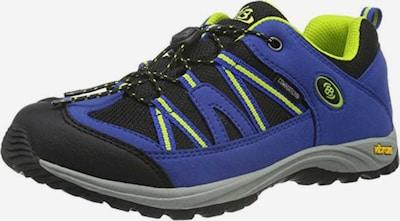 Brütting Sportschuhe in blau / schwarz, Produktansicht