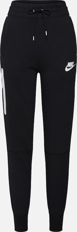 En Sportswear Nike Nike Pantalon NoirBlanc 8P0wknO