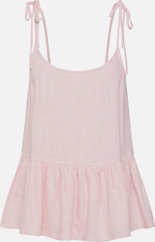 En Haut 'shoulder Review Knot' Rosé 7gY6bfyv