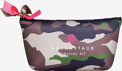 Rosenstaub Kosmetiktasche 'Survival Kit' in beige / mischfarben / altrosa, Produktansicht