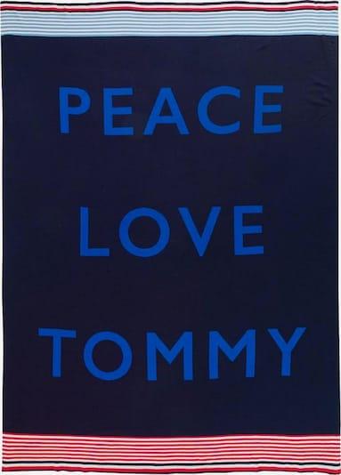TOMMY HILFIGER Plaid 'Tommy Cares' in navy / mischfarben, Produktansicht