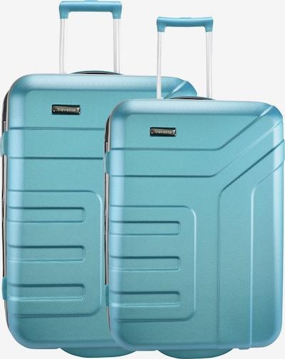 TRAVELITE Kofferset 2tlg. in türkis, Produktansicht
