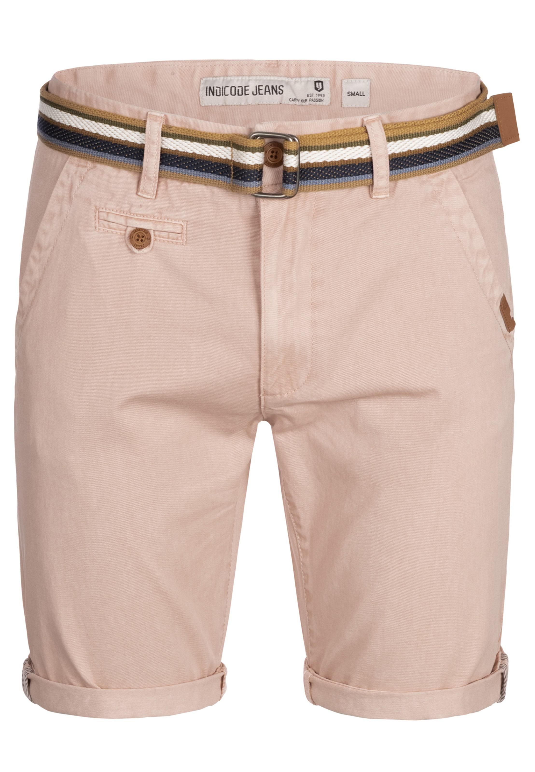 Indicode Altrosa Jeans Shorts 'cuba' In DIYWEH29