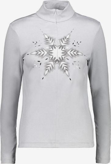 CMP Shirt in hellgrau, Produktansicht