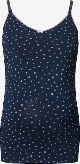 Noppies Still-Nachthemd 'Julia' in nachtblau / weiß, Produktansicht