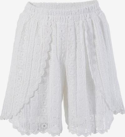 Aniston CASUAL Shorts in weiß, Produktansicht