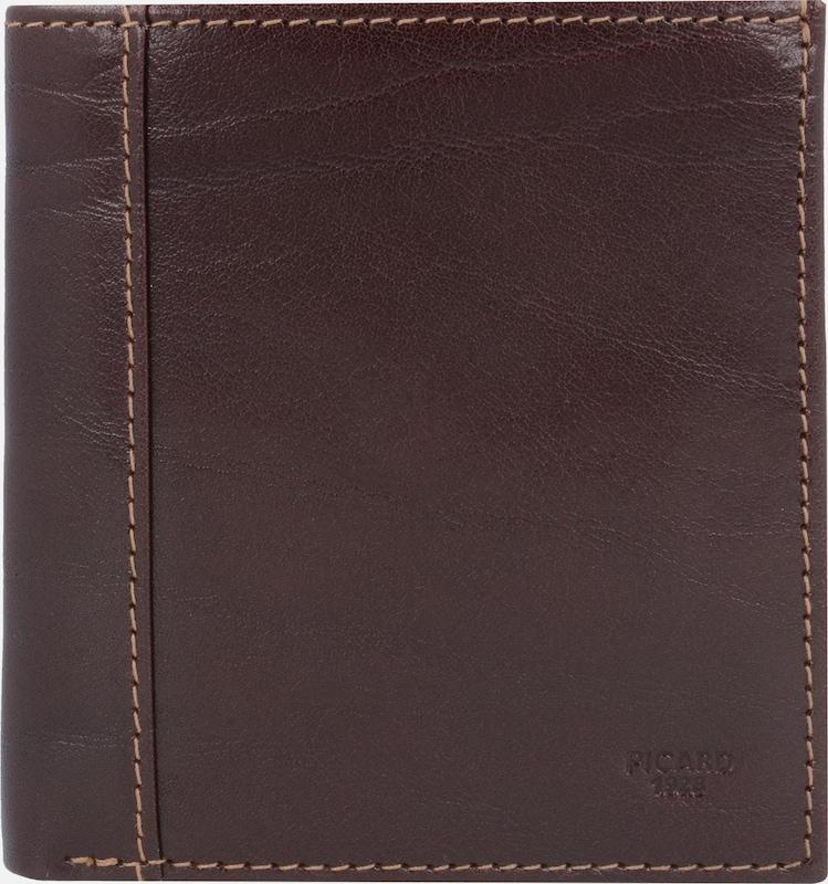 Picard 'Bern' Geldbörse Leder 9 cm