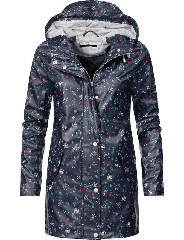 PEAK TIME Winterjacke »L60062« stylischer gefütterter Damen Winterparka mit Kapuze online kaufen | OTTO