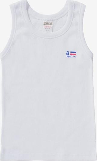 ABSORBA Unterhemd in weiß, Produktansicht
