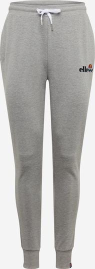 ELLESSE Spodnie 'NIORO' w kolorze szary / czarnym, Podgląd produktu