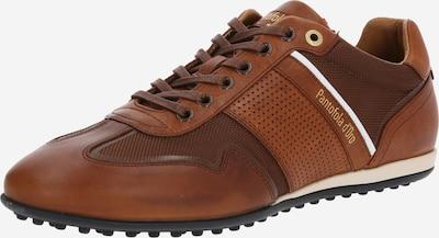 PANTOFOLA D'ORO Sneaker 'OTRANTO UOMO' in dunkelbraun, Produktansicht