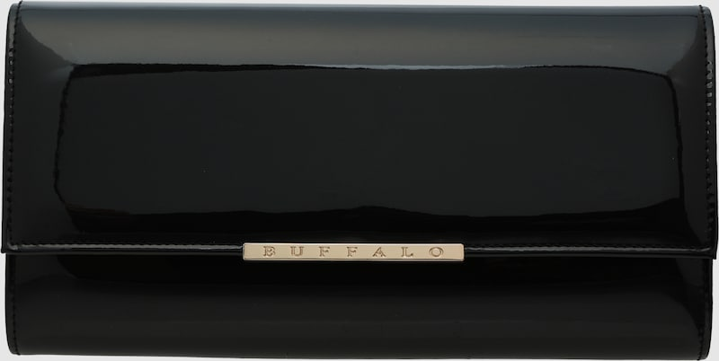 BUFFALO Clutch mit Logo