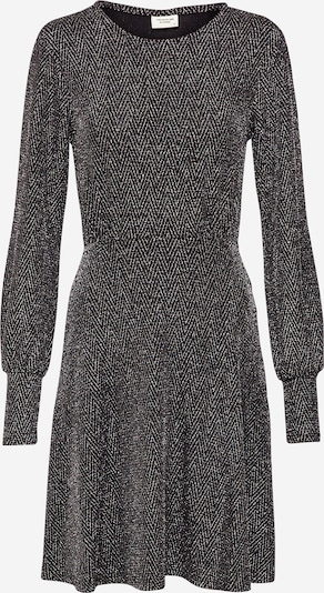 JACQUELINE de YONG Sukienka 'JDYFREI L/S CUFF' w kolorze czarny / srebrnym, Podgląd produktu
