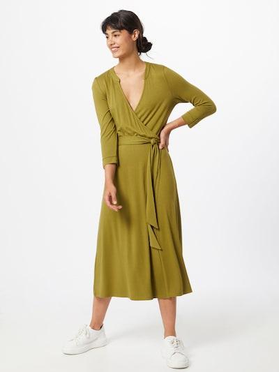 ESPRIT Kleid in oliv: Frontalansicht