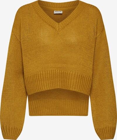 Noisy may Sweter 'VERA' w kolorze musztardowym, Podgląd produktu