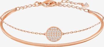 Swarovski Bracelet 'Ginger' in Gold