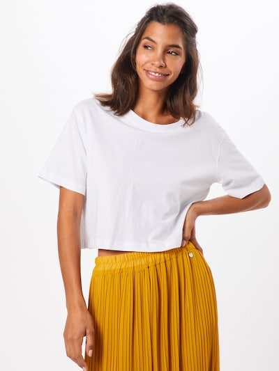Urban Classics T-Shirt in offwhite: Frontalansicht