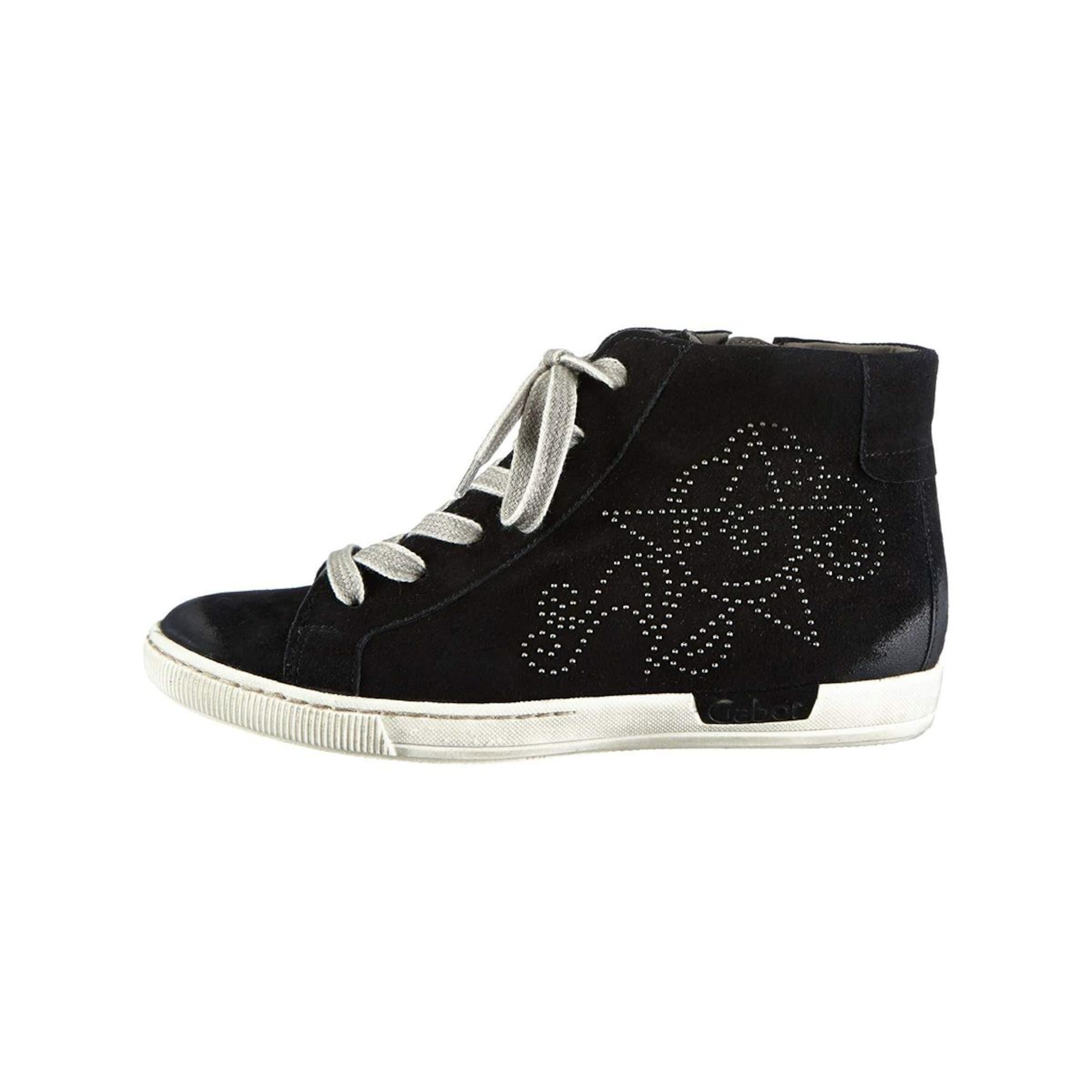 In Sneakers Gabor Sneakers Schwarz Gabor In tsdrhQC