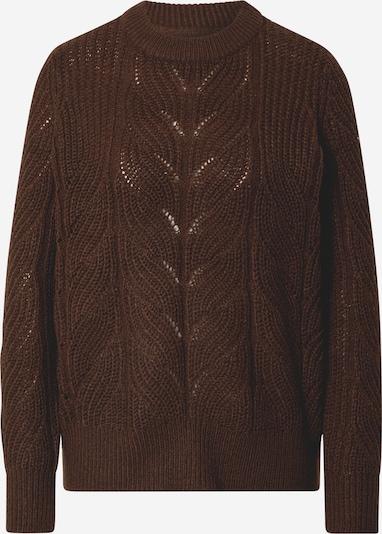 OBJECT Pullover in braun, Produktansicht