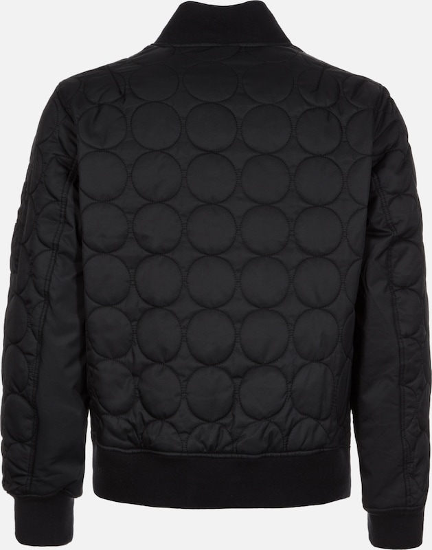 CONVERSE 'Quilted Shield' Bomber Jacke