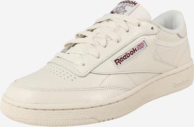 Sneaker low 'Club C 85 MU' Reebok Classics pe alb, Vizualizare produs