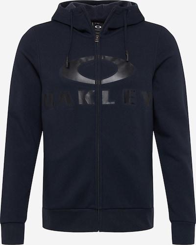Bluză cu fermoar sport 'BARK' OAKLEY pe albastru noapte, Vizualizare produs