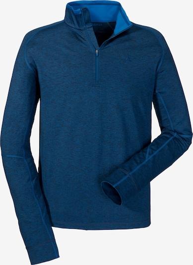 Schöffel Skishirt 'Genua' in nachtblau, Produktansicht