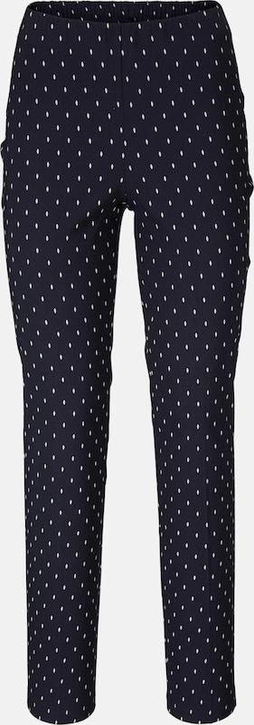 Heine Hose Hose Hose in marine   weiß  Markenkleidung für Männer und Frauen 25dccc