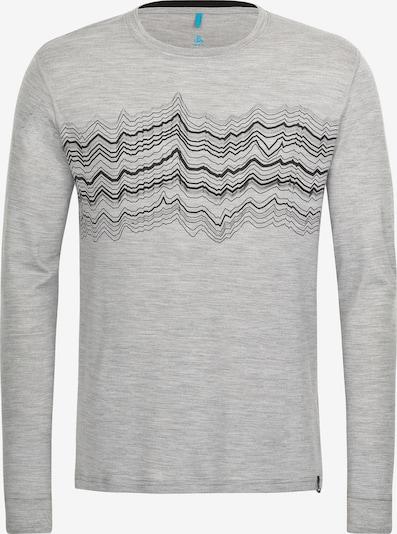 ODLO Shirt in grau, Produktansicht