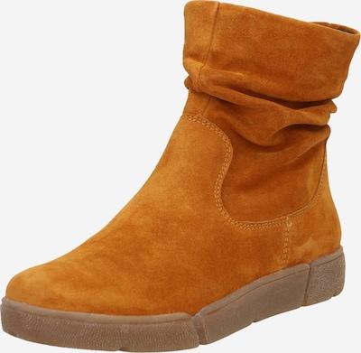 ARA Boots 'ROM' in de kleur Geel: Vooraanzicht