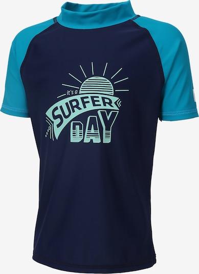 COLOR KIDS Shirt 'Ejnart' in blau / türkis, Produktansicht