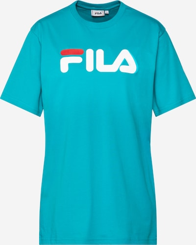 FILA Koszulka 'PURE Short Sleeve Shirt' w kolorze turkusowym, Podgląd produktu