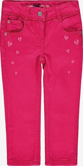 KANZ Jeans in hellpink / dunkelpink, Produktansicht