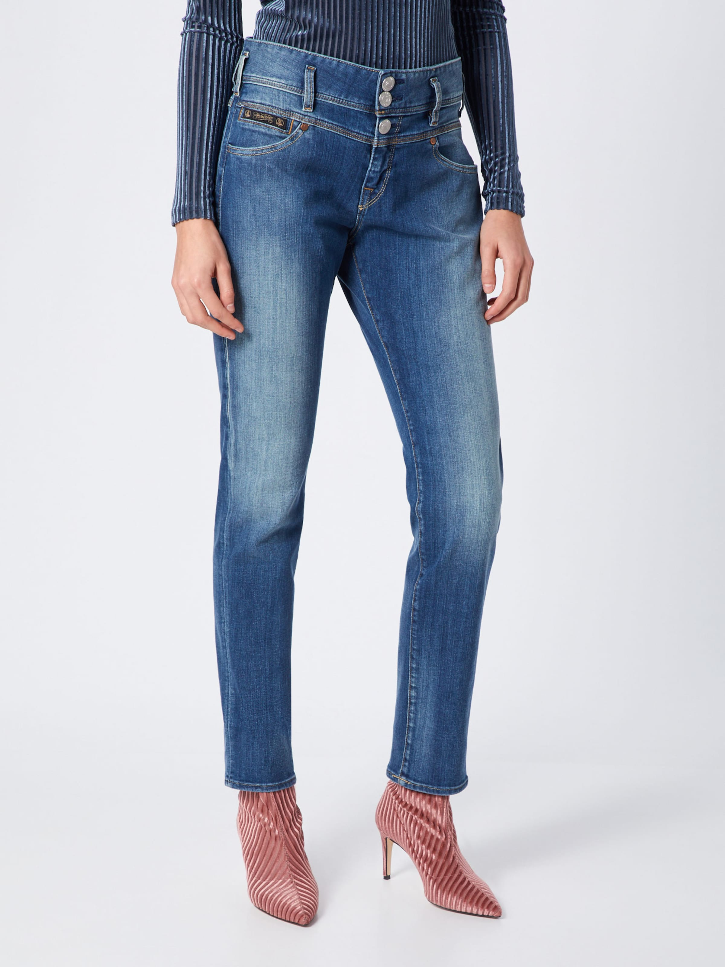 Blau In 'raya Boy' Jeans Herrlicher v8ymPONn0w