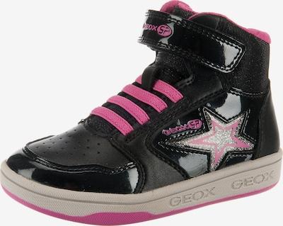 GEOX Sneakers High 'MALTIN' in schwarz, Produktansicht