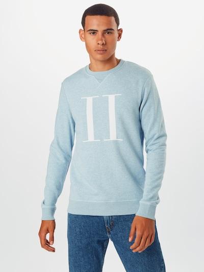 Les Deux Sweat-shirt 'Encore Light' en bleu clair: Vue de face