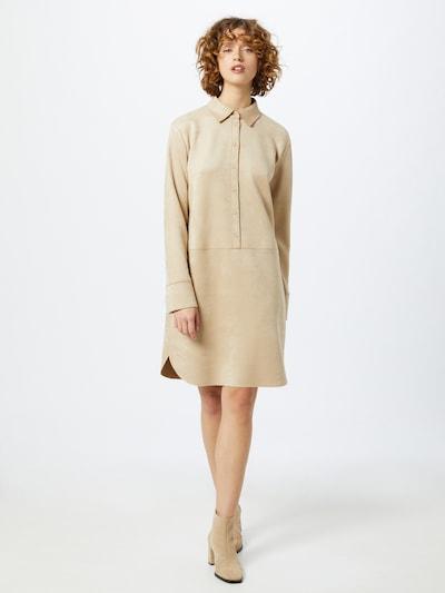 OPUS Kleid 'Wesa' in beige, Modelansicht