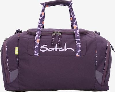 Satch Sporttasche 50 cm in neongelb / lila / orange, Produktansicht