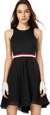 TOMMY HILFIGER Robe 'GIGI HADID SILK RACER BACK DRESS'