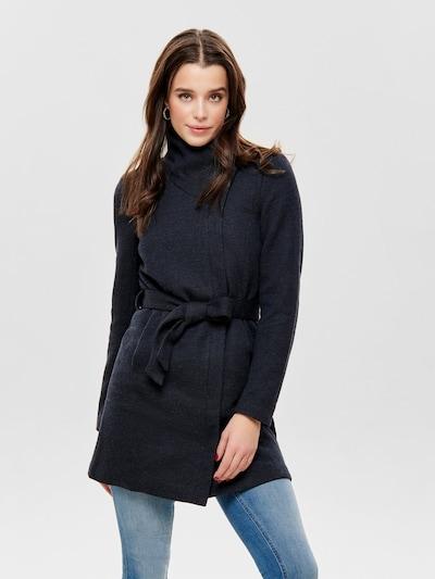 antracit ONLY Átmeneti kabátok, Modell nézet