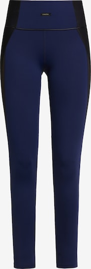 Daquïni Leggings 'Velocity' in dunkelblau / schwarz, Produktansicht