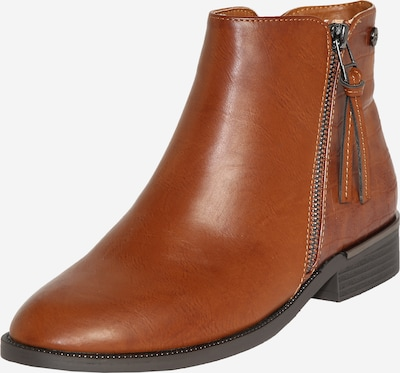 Xti Ankle boots in cognac, Item view
