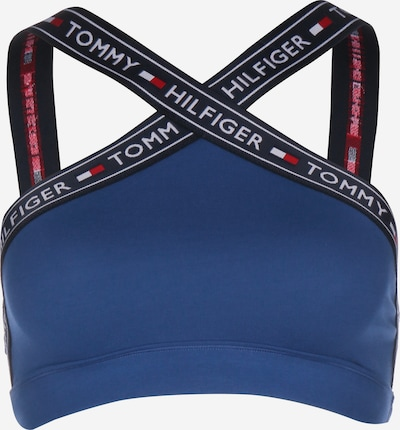 TOMMY HILFIGER Bralette ' X W ' in blau, Produktansicht