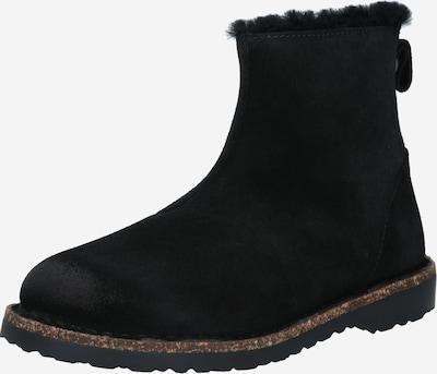 BIRKENSTOCK Enkellaarsjes 'Melrose' in de kleur Zwart, Productweergave