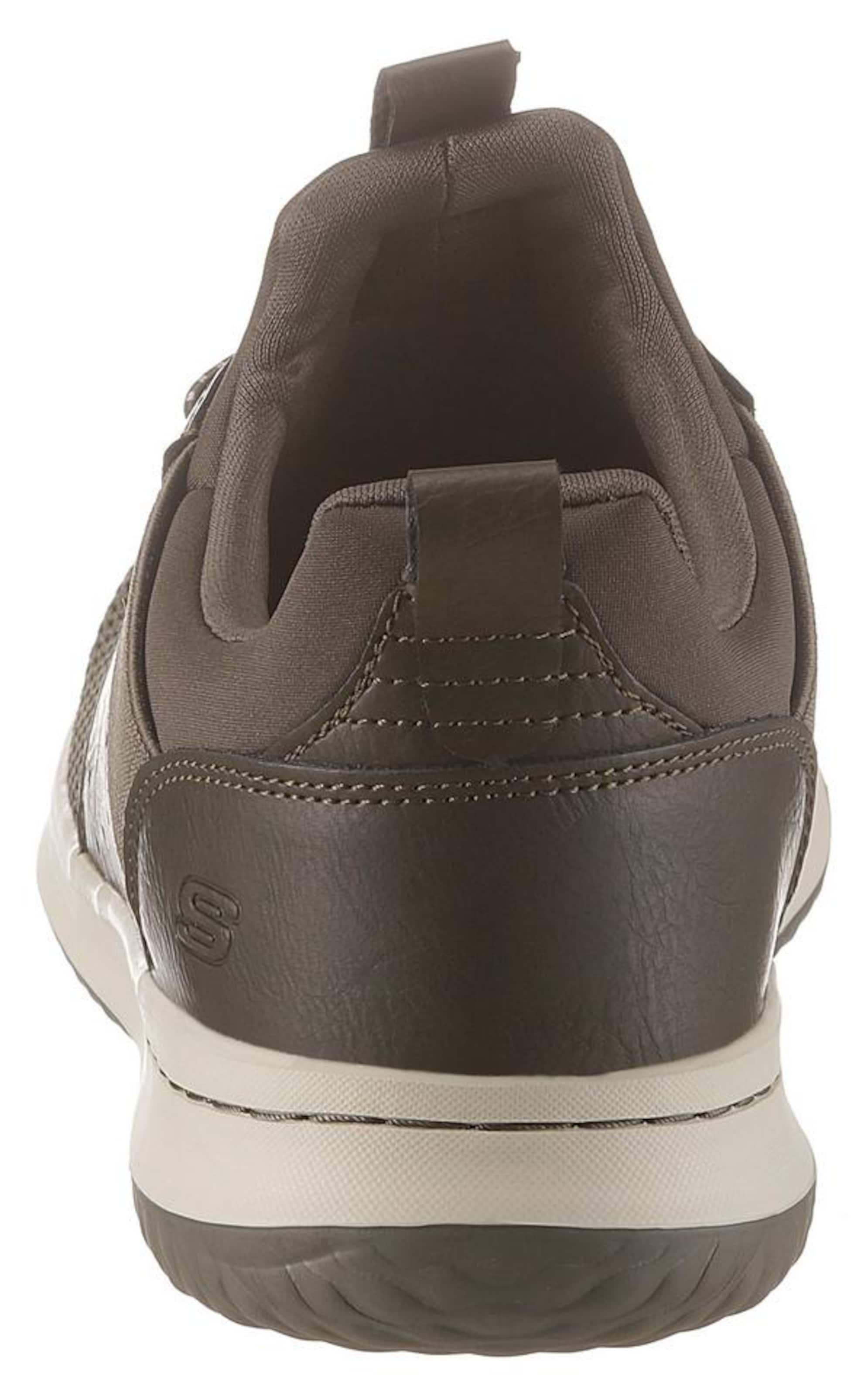 Skechers In Camben' Sneaker Oliv 'delson Yb6f7yg