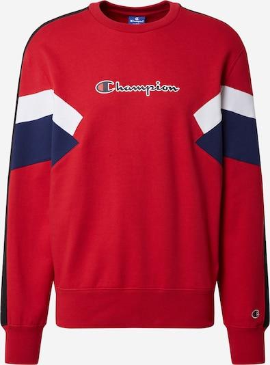 Champion Authentic Athletic Apparel Bluzka sportowa w kolorze niebieski / czerwony / czarny / białym, Podgląd produktu