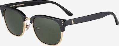 Ochelari de soare POLO RALPH LAUREN pe auriu / negru, Vizualizare produs
