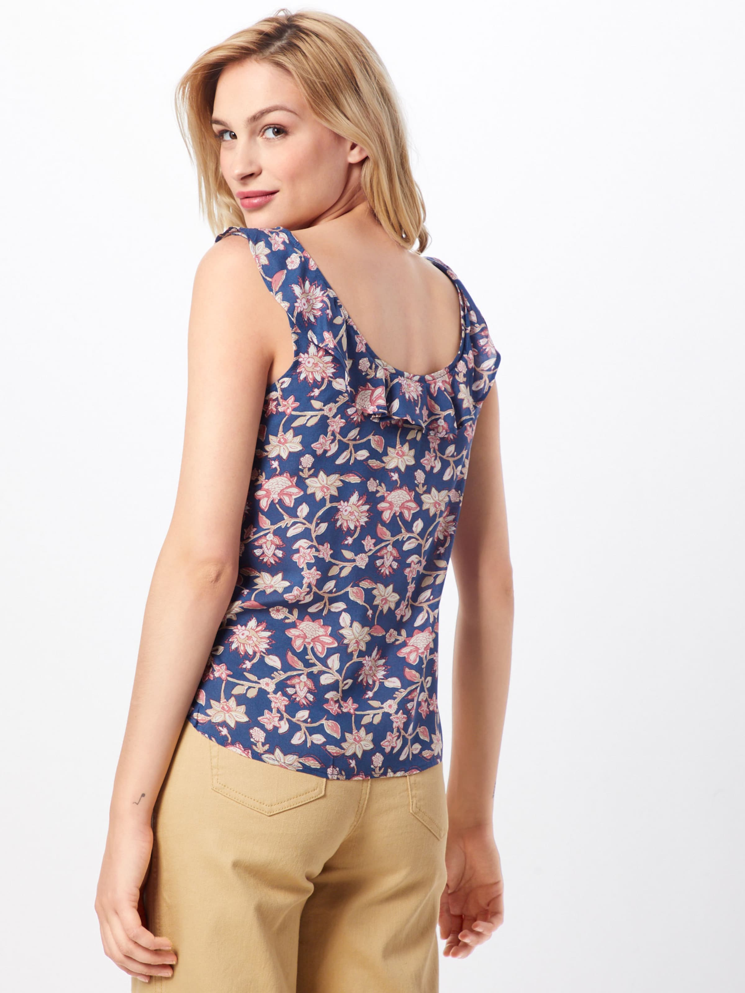 In Gap Rfl 'v sl Tank' Navy Top Ib7yv6Yfg